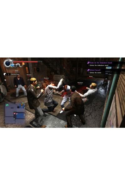 Yakuza 6 The Song Of Life PS4 Oyun
