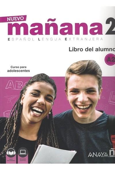 Nuevo Mañana 2 A2 Libro Del Alumno +Audio Descargable - Milagros Bodas