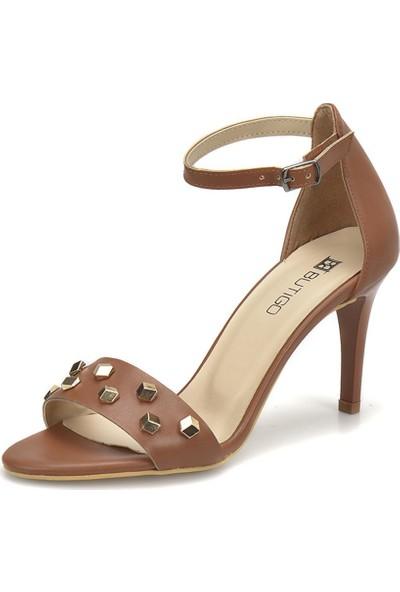 Butigo 18S-525 Taba Kadın Ayakkabı