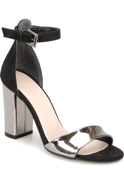 Butigo 18S-825 Siyah Kadın Ayakkabı