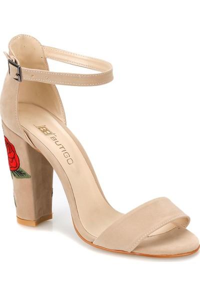 Butigo Lena*12Y Ten Rengi Kadın Ayakkabı
