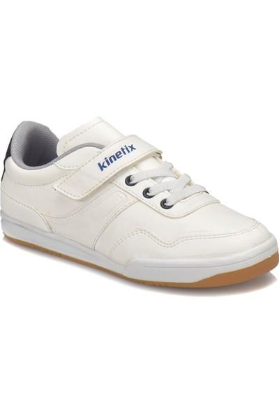 Kinetix Mısu Beyaz Lacivert Erkek Çocuk Sneaker