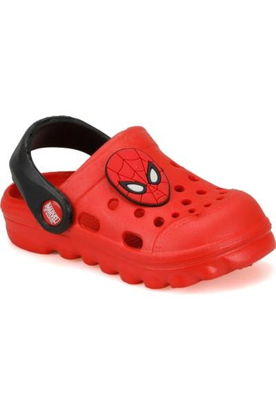 Spiderman 92619 Kırmızı Erkek Çocuk Terlik