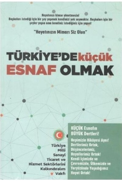 Türkiye'De Küçük Esnaf Olmak - Seyyid Fani Abdulbaki