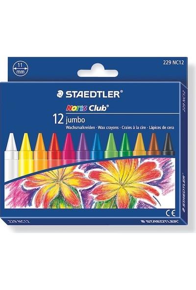 Staedtler Pastel Boya Jumbo Norıs 12Li 229 Nc12