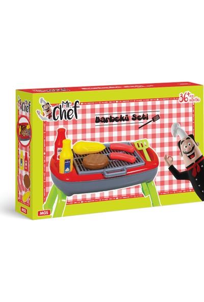 Mgs Oyuncak Mr. Chef Mangal