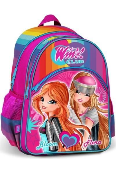 Winx Club Kız Çocuk İlkokul Çantası 63254
