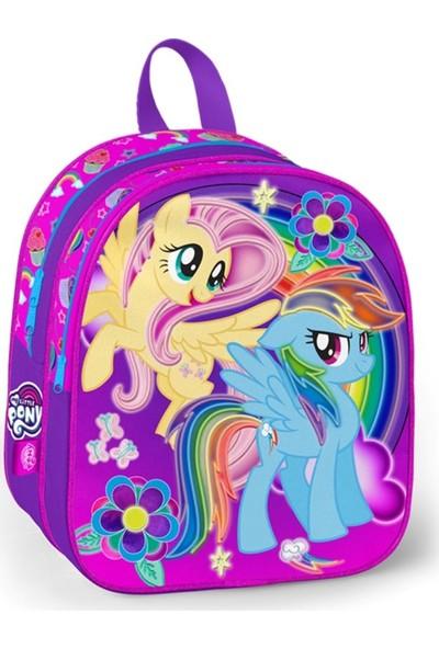 My Little Pony Kız Çocuk Mor Anaokul Çantası 43090