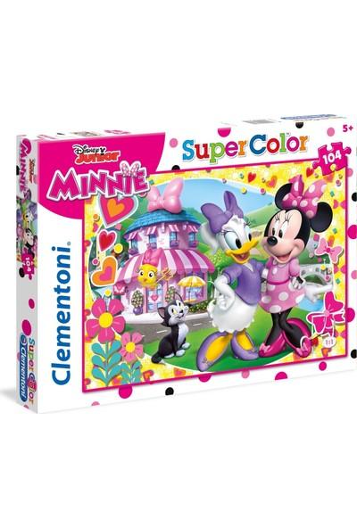 Minnie Mouse 104 Parça Çocuk Puzzle Clementoni 27982 - 5+