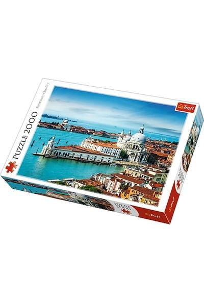 Trefl 2000 Parça Puzzle - Venedik, İtalya
