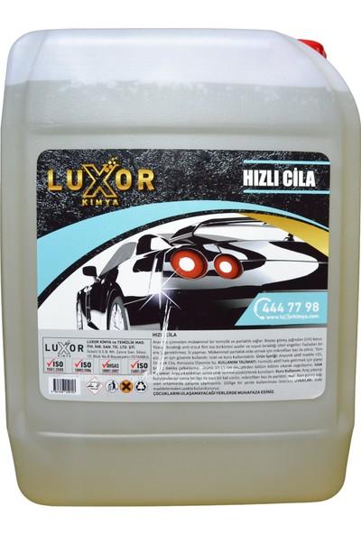 Luxor Kimya Hızlı Cila 5 lt