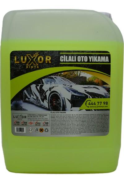 Luxor Kimya Cilalı Oto Şampuanı 5 lt