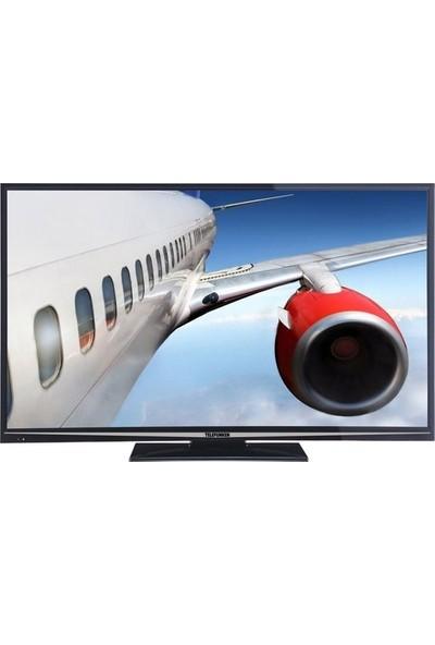 """Telefunken 24TH4027 24"""" 61 Ekran Uydu Alıcılı Slim LED TV"""