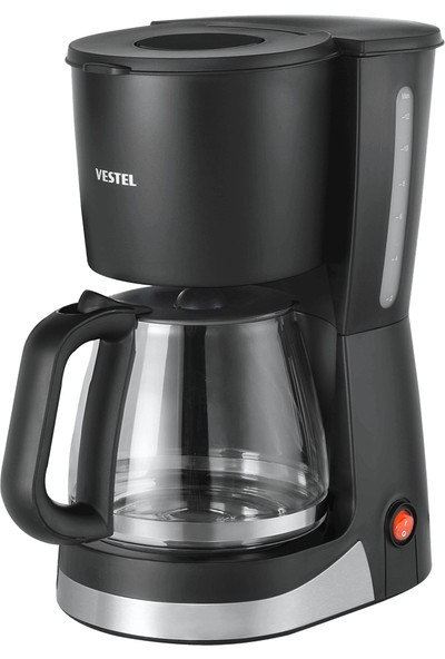 Vestel KEYİF K2001 Siyah Kahve Makinesi