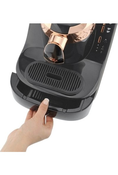 Arzum Okka OK001 Otomatik Türk Kahve Makinesi - Siyah