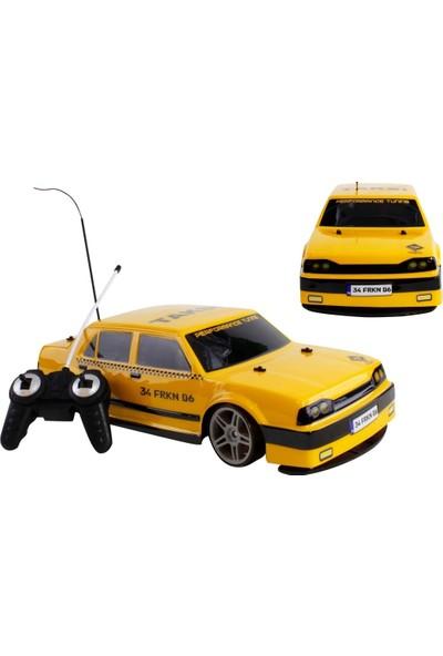 Furkan Toys 1:10 Drift Sokak Yarışçısı 4X4 Çeker Kumandalı Araba