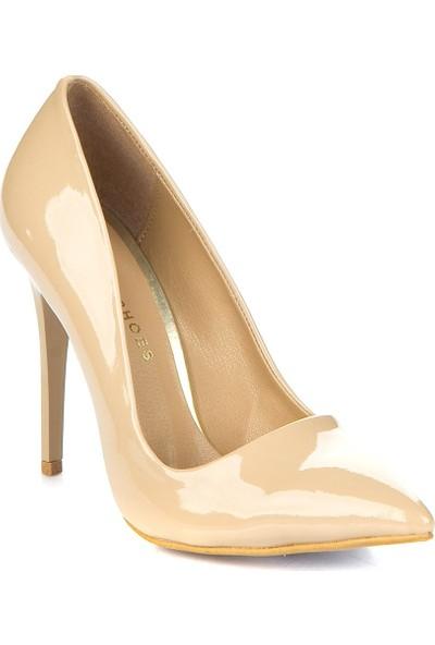 Fox Shoes Ten Kadın Topuklu Ayakkabı 8922151908