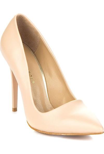 Fox Shoes Ten Kadın Topuklu Ayakkabı 8922151909