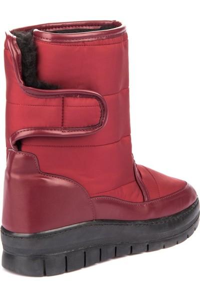 Fox Shoes Bordo Kadın Bot A932070204