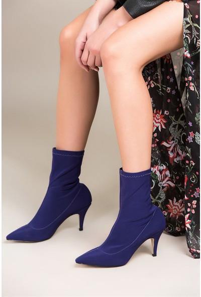 Fox Shoes Mor Kadın Bot C372540704
