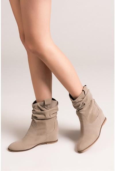 Fox Shoes Vizon Kadın Bot C735041202
