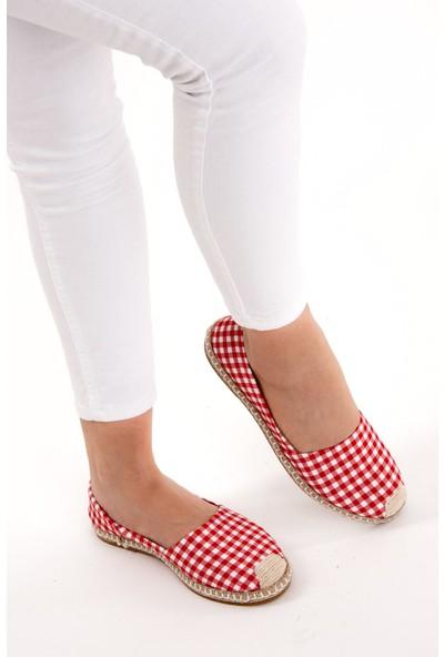 Fox Shoes Kırmızı Kadın Ayakkabı D280250004