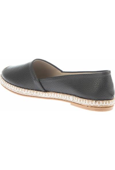 Fox Shoes Siyah Kadın Ayakkabı D280250009