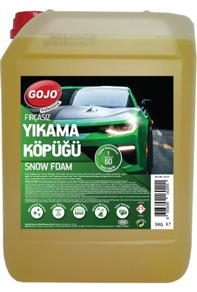 Gojo Fırçasız Oto Yıkama Şampuanı 5 Kg Süper Konsantre & Ultra Parlaklık