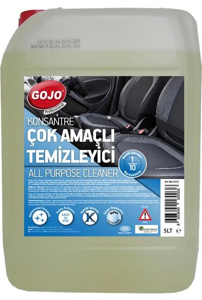 Gojo Kumaş & Döşeme Temizleyici 5 Lt 1/10 Konstantre