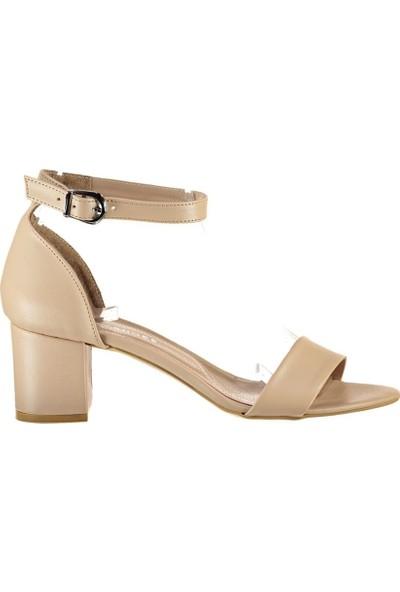 Fox Shoes Ten Kadın Topuklu Sandalet B922631009