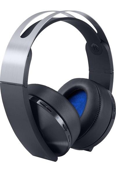 Sony PlayStation 4 Ps4 Platinum Headset Kablosuz Kulaklık