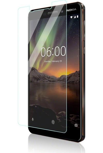 Case 4U Nokia 6 2018 Ekran Koruyucu - Nano Ekran Koruyucu