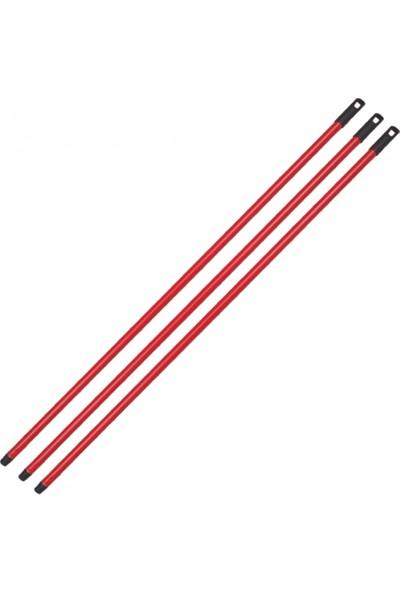 Ermet Y525 110 CM Kırmızı Metal Sap