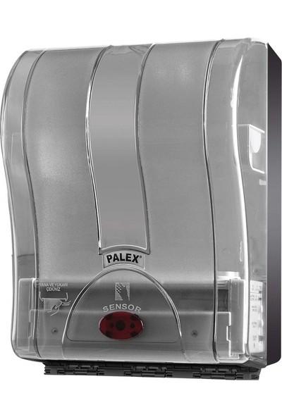 Palex 3491-2 Prestij Otomatik Havlu Dispenseri 21 CM Şeffaf Füme