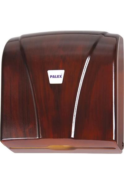 Palex 3464-A Z Katlı Havlu Dispenseri Ahşap
