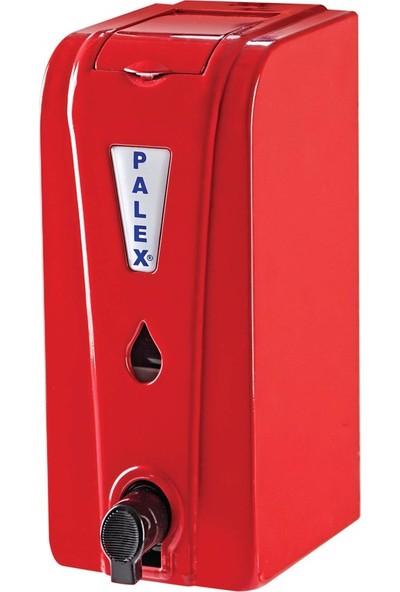 Palex 3580-B Üstten Dolmalı Köpük Sabun Dispenseri Kırmızı