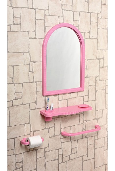 Çelik Ayna CLK101 Mega Kubbeli Ayna Seti