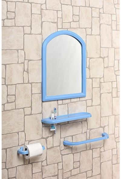 Çelik Ayna CLK106 Steel Mirror Ayna Seti