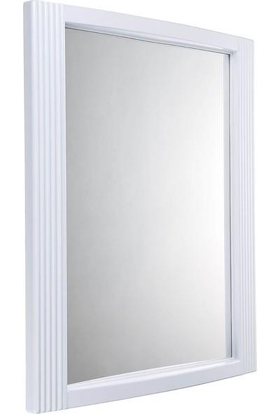 Çelik Ayna CLK116 Star Kare Ayna