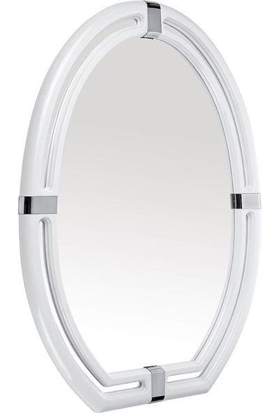 Çelik Ayna CLK602 Dekoratif Milenyum Plastik Ayna
