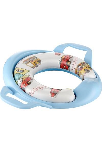 Çelik Ayna CLK714 Tutmalı Süngerli Çocuk Adaptörü