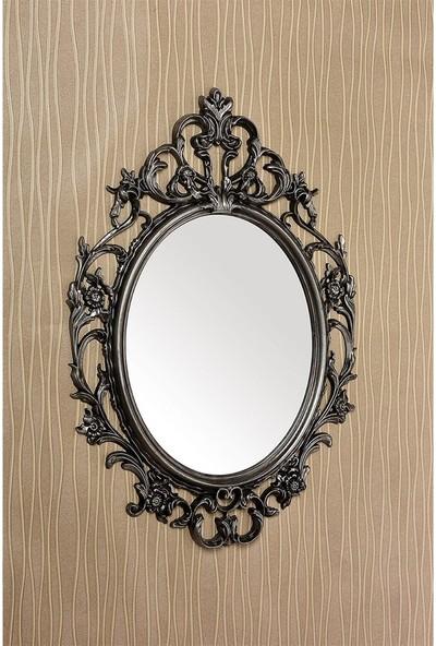 Çelik Ayna CLK881 Dekoratif Ayna Antik