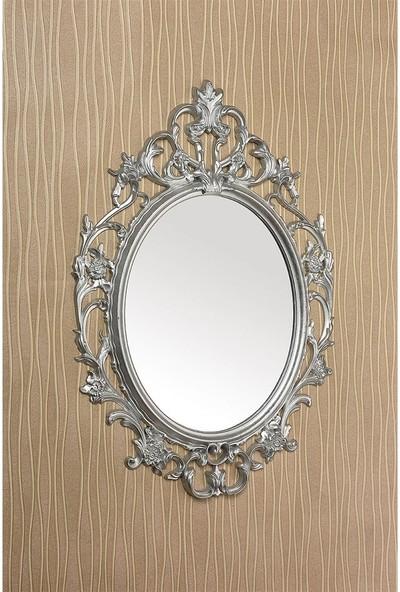 Çelik Ayna CLK881 Dekoratif Ayna Metalik