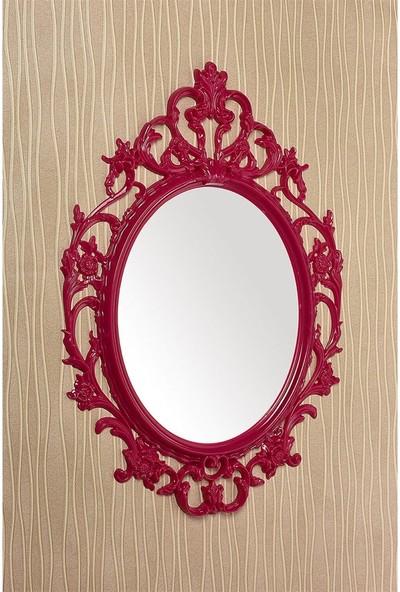 Çelik Ayna CLK882 Dekoratif Ayna Plastik