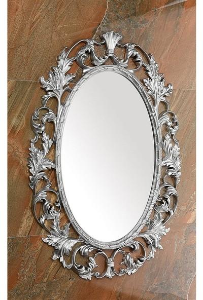 Çelik Ayna CLK888 Dekoratif Salon Aynası