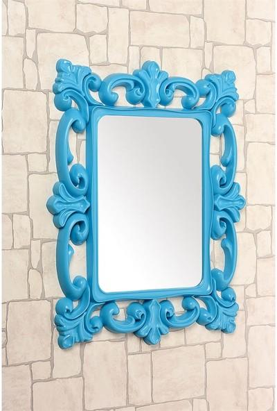 Çelik Ayna CLK883 Dekoratif Kare Ayna Plastik