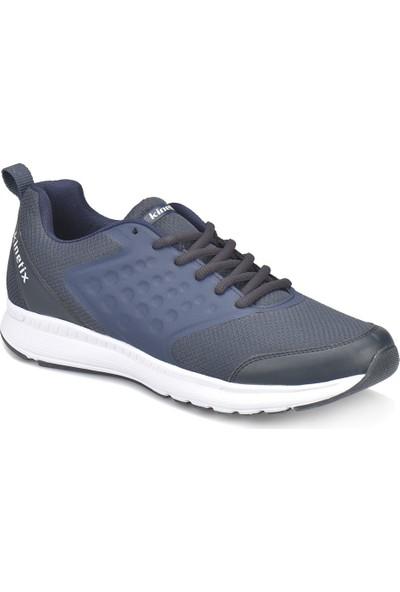 Kinetix Basta Lacivert Beyaz Erkek Koşu Ayakkabısı