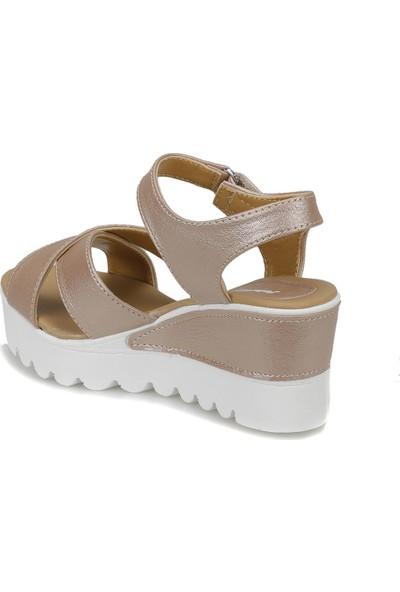 Polaris 81.308569.Z Pembe Kadın Sandalet