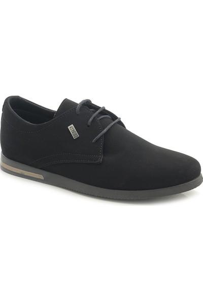 Conteyner 0027 Nubuk Klasik Casual Erkek Ayakkabı