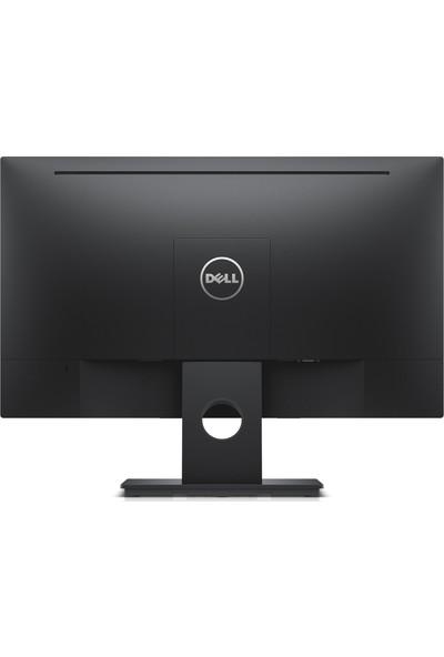"""Dell E2418HN 23.8"""" 5ms (Analog+HDMI) Full HD IPS Monitör"""
